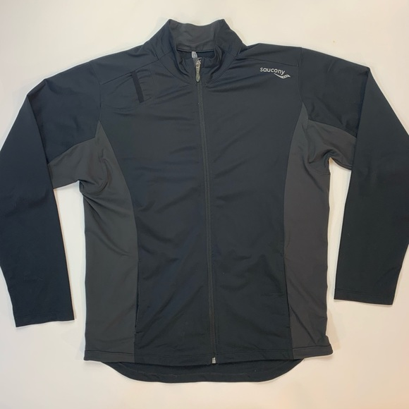 Saucony Other - Saucony Full ZIP Athletic Jacket Size Small